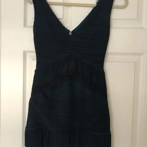BCBG Dresses - Brand new BCBG beautiful cocktail fringe dress